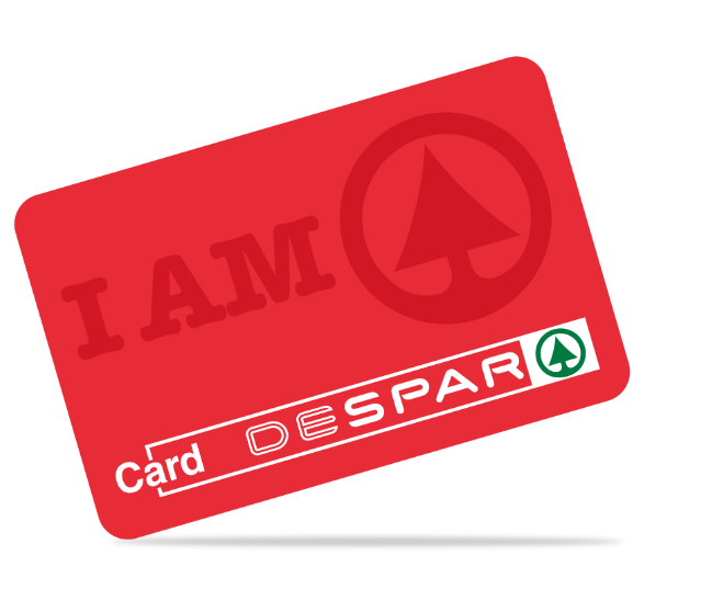 I AM Despar Card